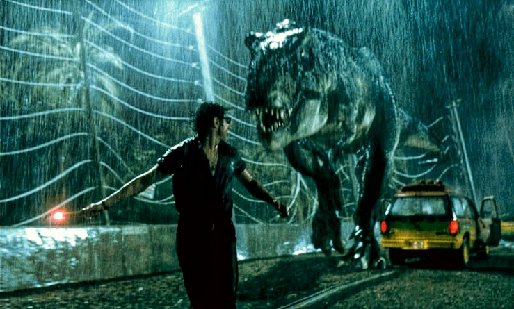CinEvergreen – Jurassic Park
