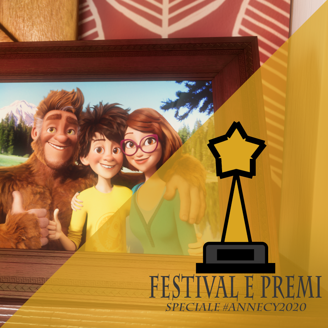 Bigfoot Family – Festival #Annecy2020