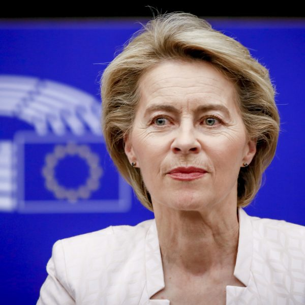 Ursula von der LEYEN, Candidate for President of the European Commission meets with the EPP group